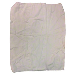 New White Cotton Diaper - 10 lb. Box