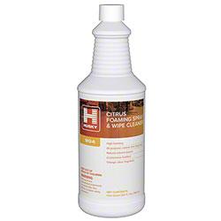Husky® 904 Citrus Foaming Spray & Wipe Cleaner - Qt.