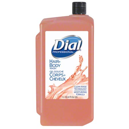 Dial® Hair & Body Wash Refill - 1 L