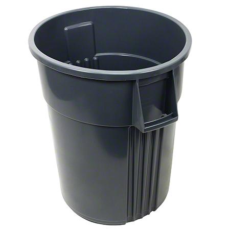 Impact® Basic Gator™ Container - 55 Gal., Gray