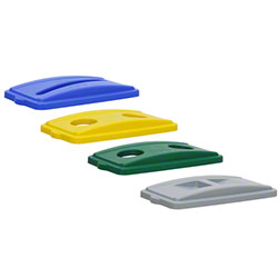 Continental Wall Hugger™ Recycle Lids