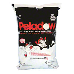 Peladow® Ice Melt - 50# Plastic Bag