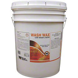 Warsaw Wash Wax Carwash Liquid