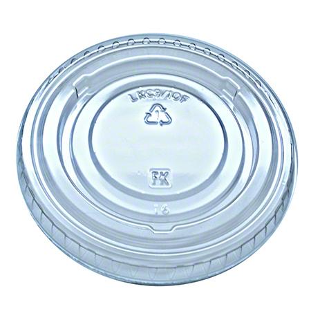 Fabri-Kal® Clear Portion Cup Lids