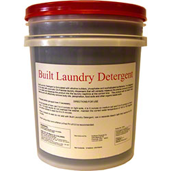 Nu Sheen Built Laundry Detergent - 5 Gal.
