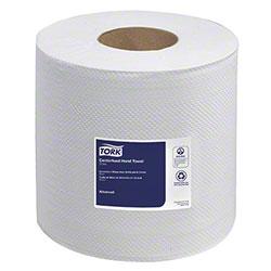 Tork® Advanced Soft Centerfeed Hand Towel - White