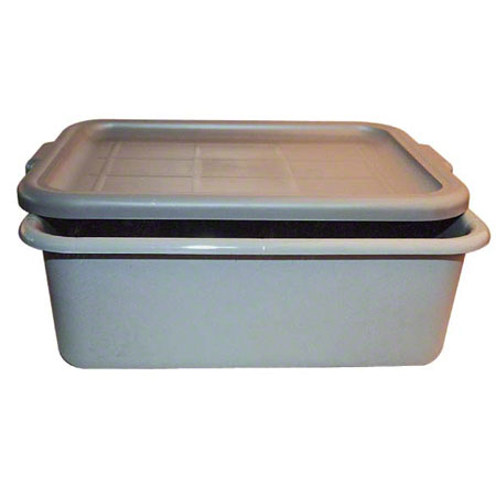 Winco® Dish Box Cover - Black