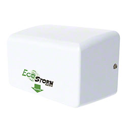 Palmer Eco Storm® Ultra Hand Dryer - 110/120V, White