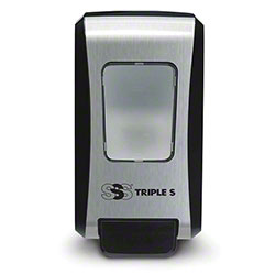 SSS® Foam Fresh 1250 mL Dispenser - Black