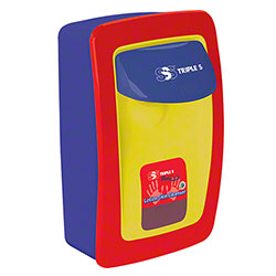 SSS® FoamClean Collections 1000-1250 mL Dispenser - Multi-Color