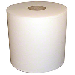 "Merfin® Signature White Center-Pull Hand Towel - 8"" x 400'"