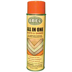 Abel All-In-One Cleaner/Polish - 18 oz.