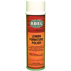 Abel Lemon Furniture Polish - 18 oz.