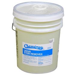 Chemtron Liquid Stain Remover Bleach - 5 Gal.