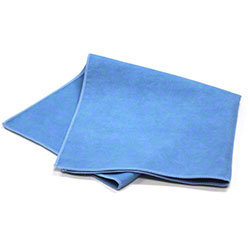 Monarch Microfiber Suede Window Cloth - Blue