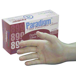 AmerCare® Paradigm™ Vinyl Gloves