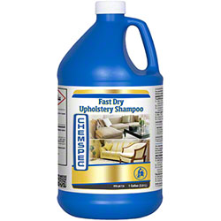 Chemspec® Fast Dry Upholstery Shampoo - Gal.
