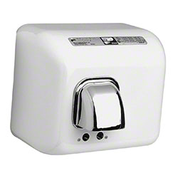 Impact® Touchless Porcelain Hand Dryer - White