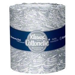KC Kleenex® Cottonelle® Standard Bathroom Tissue - White