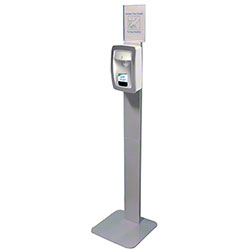 Kutol No Touch Floor Stand w/Sign