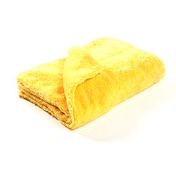"Lambskin Microfiber Auto Drying Towel - 23"" x 15"""