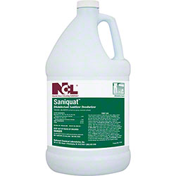 NCL® Saniquat™ Disinfectant Sanitizer Deodorizer