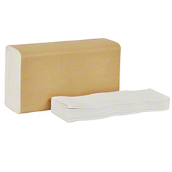 Tork® Universal Quality Multifold Hand Towel-Natural/White