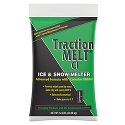 Scotwood Traction Melt® CI Ice & Snow Melter - 50 lb. Bag