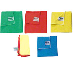 Unger® MicroWipe™ 4000 Microfiber Cloths