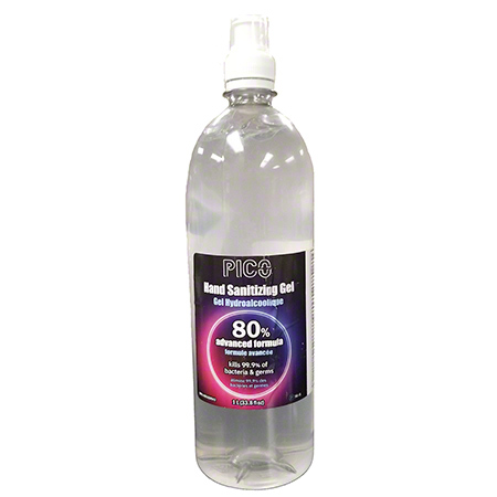 Pico Gel Hand Sanitizer - 32 oz. Squeeze Bottle