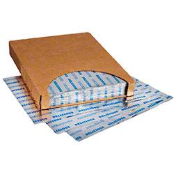 Cushion Foil Warming Wrap - 10 1/2 x 13, Blue Delicious