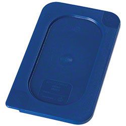 Carlisle Smart Lids™ Food Pan Lid For 1/9 Size -Dark Blue