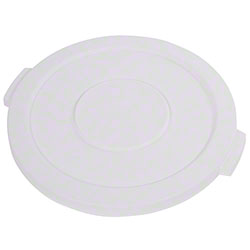 Carlisle Bronco™ Round Waste Container Lid-20 Gal., White