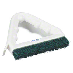 Carlisle Sparta® Spectrum® Tile & Grout Brush - Green