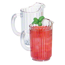 Carlisle Pitcher - 32 oz., Clear