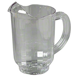 Carlisle Versapour® Pitcher - 60 oz., Clear