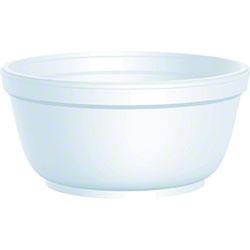 Dart® Foam Bowl - 12 oz.