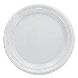 """Dart® Famous Service® Impact Plastic Plate - 6"""""""