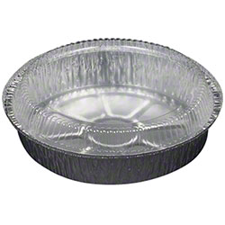 """Durable Dome Lids For Round Foil Container - 9"""""""
