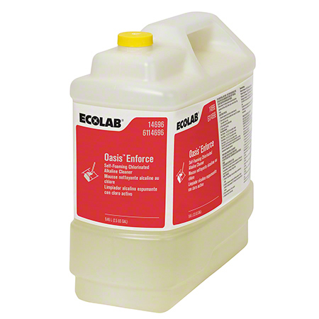 Ecolab 174 Oasis Enforce Floor Cleaner 2 5 Gal Acorn