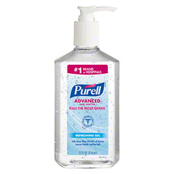 GOJO® Purell® Advanced Instant Hand Sanitizer Gel - 12 oz.