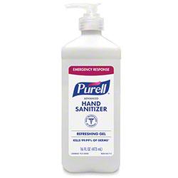 GOJO® Purell® Advanced Instant Hand Sanitizer - 16 oz. Flip Cap
