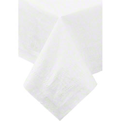 Hoffmaster® 472 Tablecover - White (WHIT)