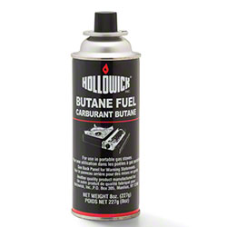 Hollowick® Butane Fuel - 8 oz. Canister