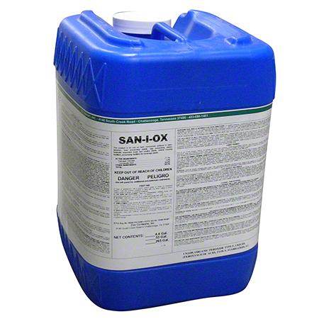 San-I-Ox Peracetic Acid Sanitizer - 4.75 Gal. Pail