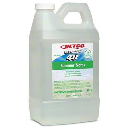 Betco® SenTec Summer Notes Concentrate - 2 L FastDraw®
