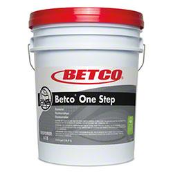 Betco® One Step Floor Care - 5 Gal. Pail