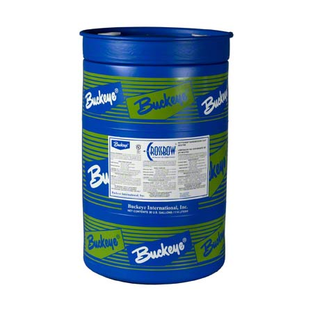 Buckeye® Crossbow™ No Rinse Cleaner - 55 Gal.
