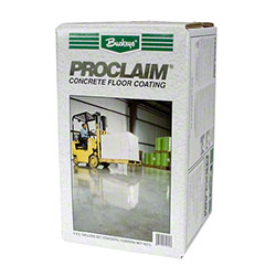 Buckeye® Proclaim® Concrete Floor Sealer - 5 Gal. Box