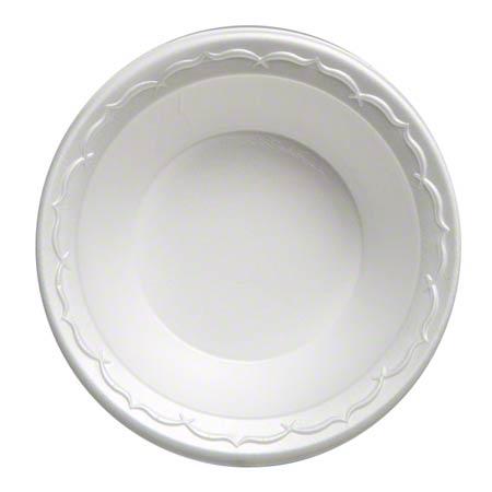 Genpak® Elite Foam Laminate Bowl - 12 oz., White